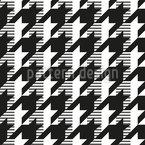 Hahnentritt Variation Rapportmuster
