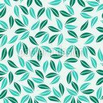 Tropisches Blattwerk Nahtloses Vektormuster