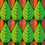 Growing And Falling Vector Pattern