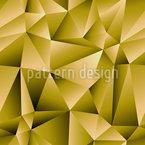Gold Glamour Nahtloses Vektormuster