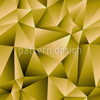 Golden Glamour Seamless Vector Pattern Design