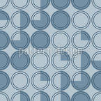 Daughter Of Time Seamless Vector Pattern Design