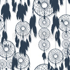 Dreamcatcher Pattern Design
