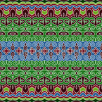 Oriental Nights Repeat Pattern