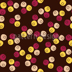 Berry Mix Seamless Vector Pattern Design