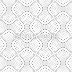 Dotted Spools Seamless Vector Pattern Design