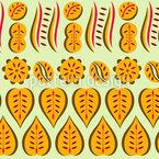 Florale Sammlung Muster Design