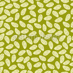 I Like Almonds Seamless Vector Pattern Design