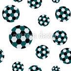 Fussball Designmuster