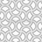 Ogee Moroccana Seamless Vector Pattern Design