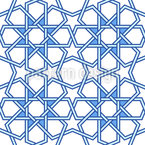 Arabic Art Pattern Design