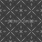 Cross Illusion Seamless Pattern