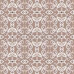 Blatt Verbindungen Vektor Muster