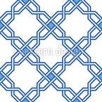 Gitter Arabica Designmuster