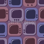 The Other Reality Seamless Vector Pattern Design
