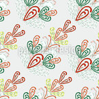 Ornate Fir Design Pattern