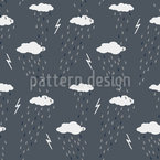 Stormy Night Pattern Design
