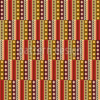 Kenya Seamless Vector Pattern Design
