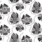 Floral Memories Seamless Vector Pattern Design