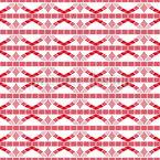 Mosaico a disegni vettoriali senza cuciture