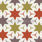 Star Alliance Seamless Pattern
