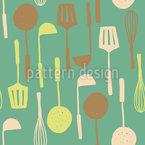Küchenutensilien Vektor Design