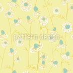Chamomile Pattern Design