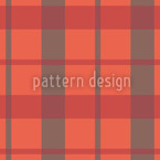 Carolina Tartan Seamless Vector Pattern Design