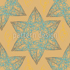 Stargazer Seamless Vector Pattern Design