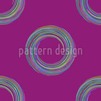 Twister Seamless Vector Pattern Design