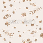 Spices Seamless Vector Pattern Design