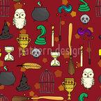 Das Zauberer Kabinett Musterdesign