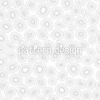 Wellen Ziehen Designmuster