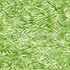 Grass Seamless Vector Pattern Design