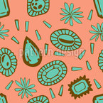 My Precious Seamless Vector Pattern Design