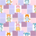 Baby Animals Design Pattern