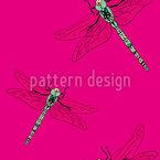 Meine Libelle Vektor Design