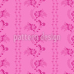 Flowers On Your Costume Seamless Vector Pattern