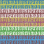 Movement Of Cilia Pattern Design