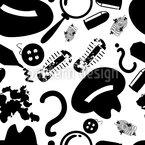 Detektiv Vektor Design