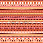 Over The Dune Seamless Vector Pattern Design