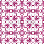 French Rebirth Seamless Vector Pattern Design