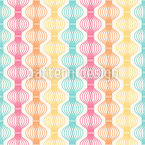 Draht Ogee Variation Muster Design