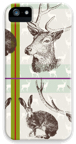 Pattern Design API sample mobile cover with deer